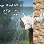 Image for the Tweet beginning: Outdoor ezviz camera, suitable for