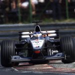 #OnThisDay in '99, in Hungary, @F1MikaHakkinen drove brilliantly to win from pole, McLaren team-mate @therealdcf1 2nd (with fastest lap). Beautiful car, the McLaren MP4-14, & its Merc FO110H was one of the shriekiest engines of the V10 era. (Is 'shriekiest' a word? It is now!)