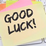 With A level exam results due today, we just wanted to wish all those waiting for results, the very best of luck!