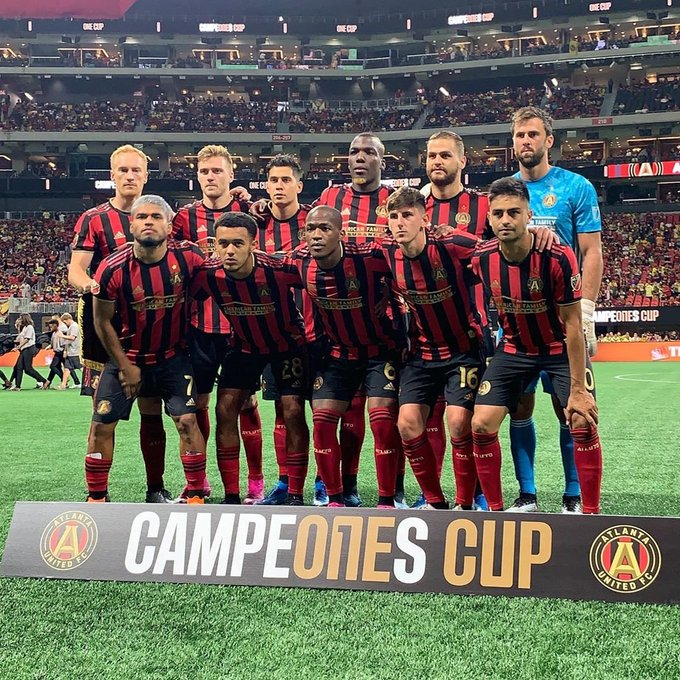 #CampeonesCup Foto