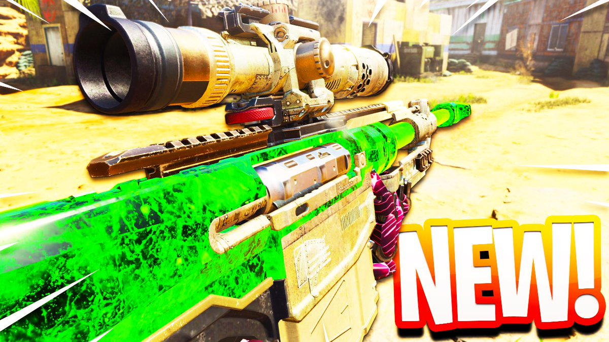 The *NEW* RAPID FIRE SNIPER in BLACK OPS 4! / HAVELINA AA50