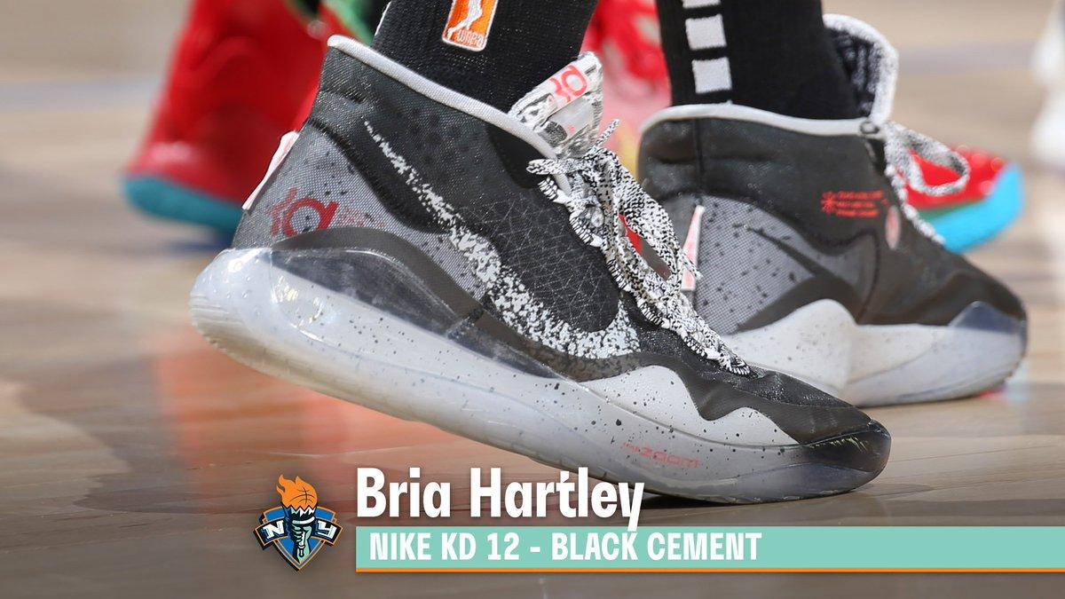 Breezyyy14 rockin' the Nike KD