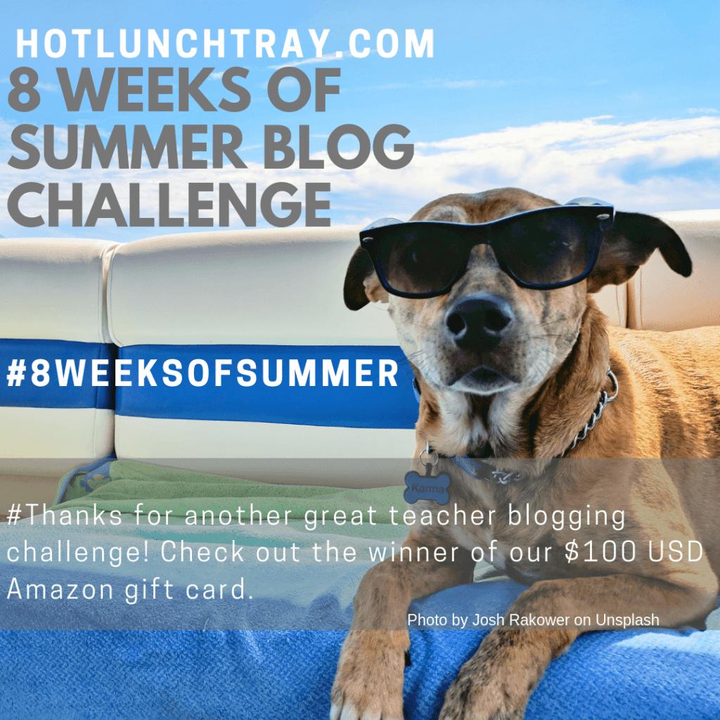 2019 #8weeksofsummer Blog ChallengeConcludes hotlunchtray.com/2019-8weeksofs…