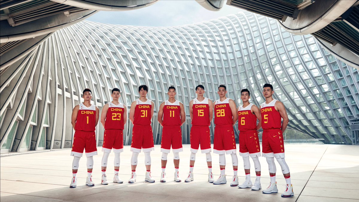 Some people need proof. Others become it.  Team China, and Nations more, will compete to turn their dreams into proof on the global stage-the 2019 FIBA World Cup. #betheproof #fibawc #justdoit
