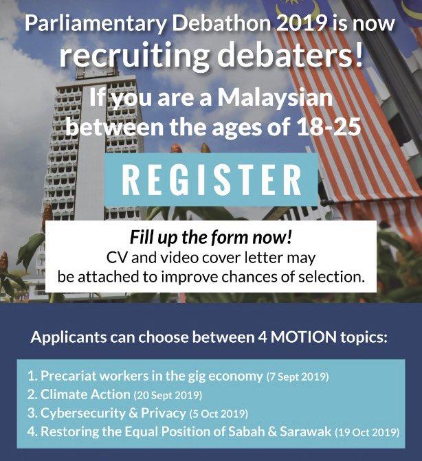 Malaysian Debaters (@MsianDebaters) | Twitter