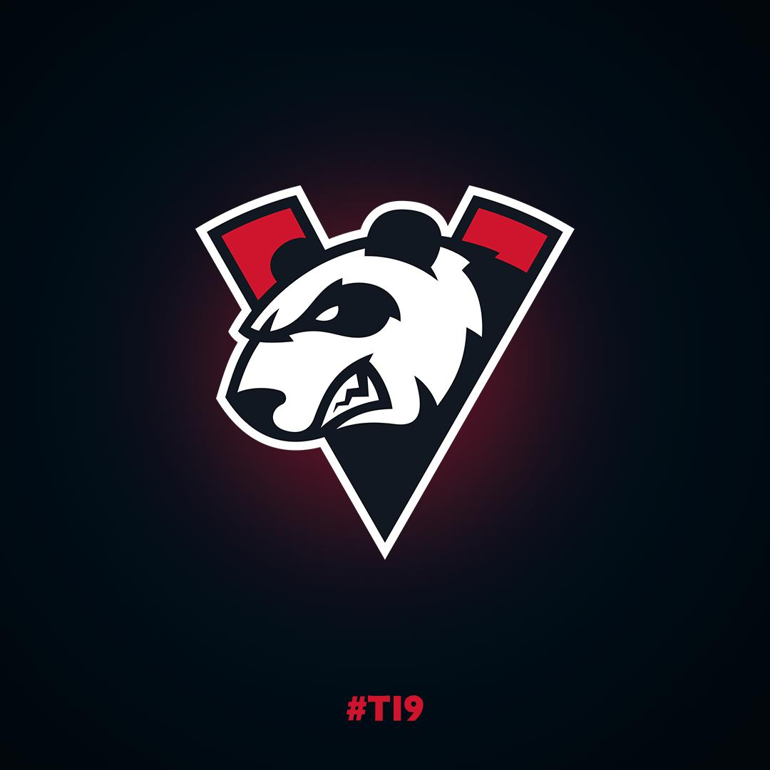 满满的中国风——VP战队换上全新中国元素队标Logo