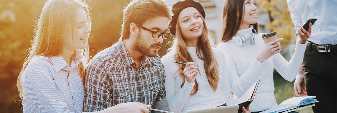 Pourquoi étudier à l'étranger ? #etudes #formation https://www.icd-ecoles.com/partir-etudes-etranger-motivation…