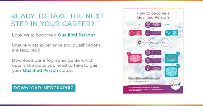 Qualified Person (QP) Pharmaceutical Training Course Programme