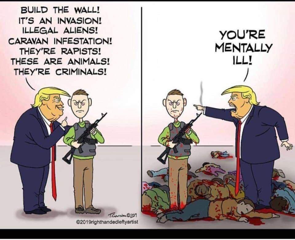 টুইটারে #trumpsterrorist হ্যাশট্যাগ