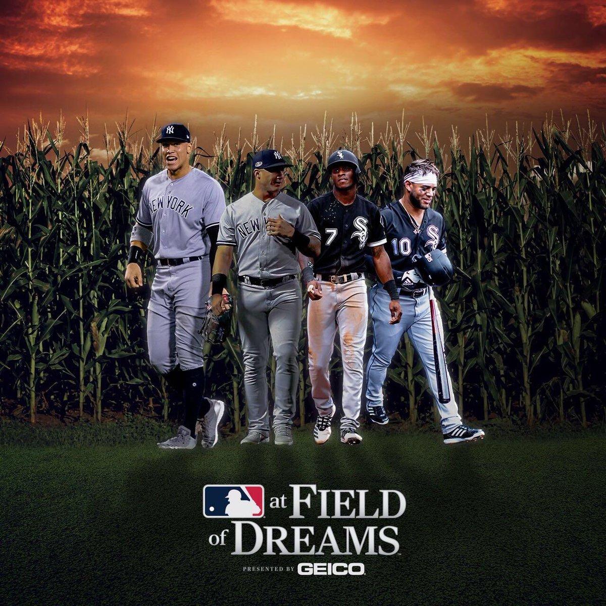 MLB to Play Regular Season Game at 'Field of Dreams' Site