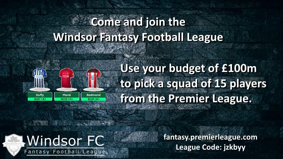 Windsor FC 🏴 on Twitter: