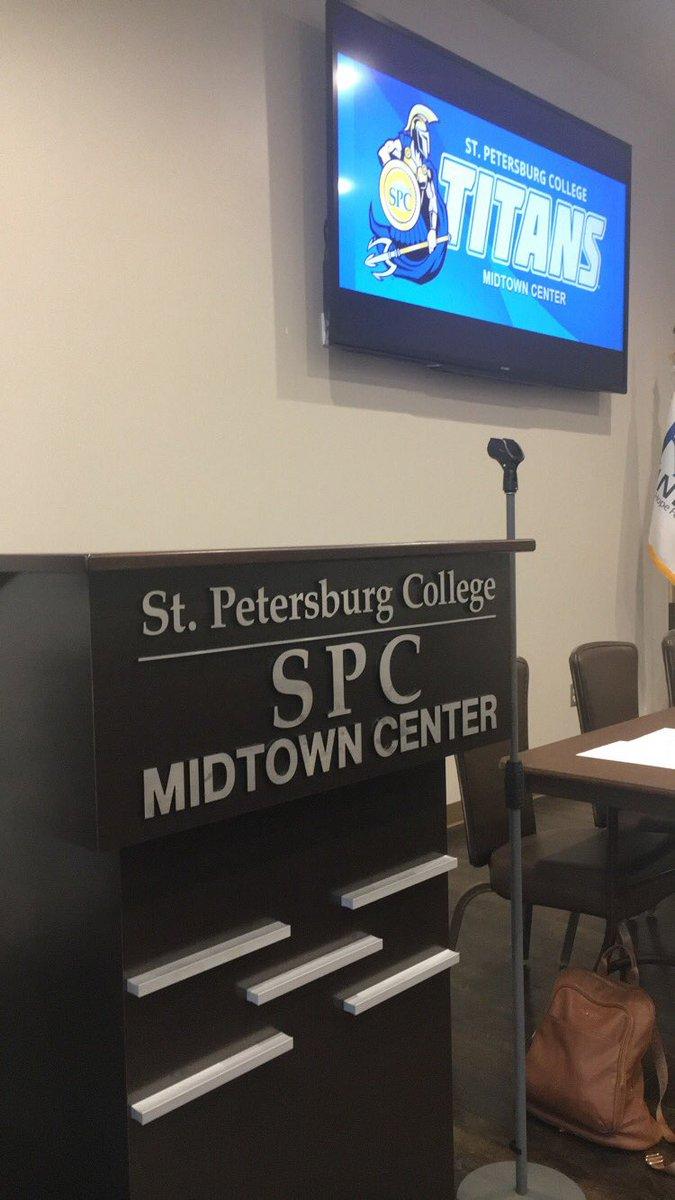 St  Petersburg College (@spcnews) | Twitter