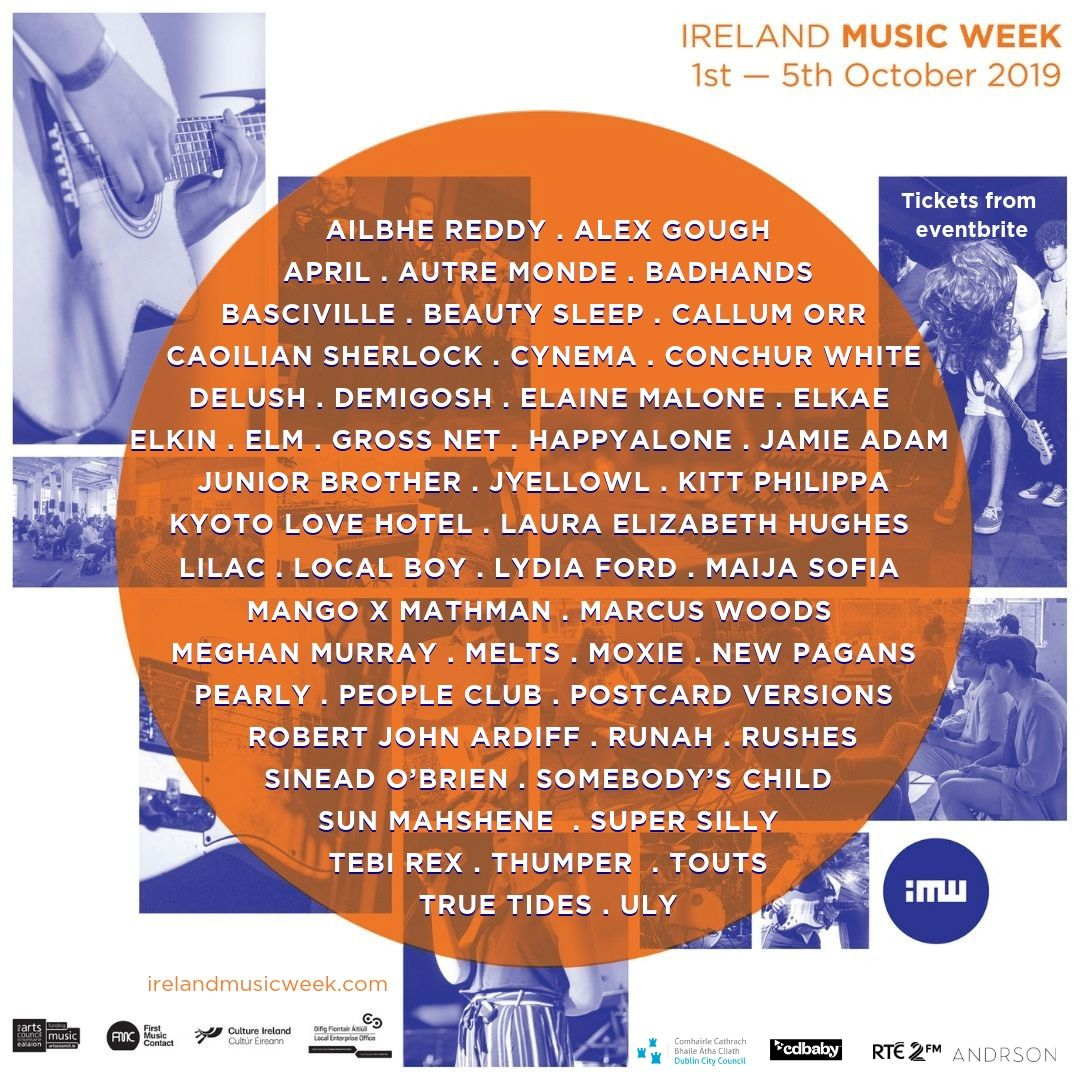 Ireland Music Week on Twitter: