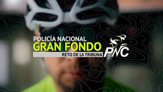 Prepárese este 22 de septiembre para participar en el Primer gran fondo de ciclismo en ruta organizado por la Policía Nacional. #GranFondoPONAL @AosPolicia https://www.granfondoponal.com/