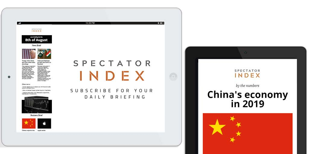 The Spectator Index (@spectatorindex) | Twitter