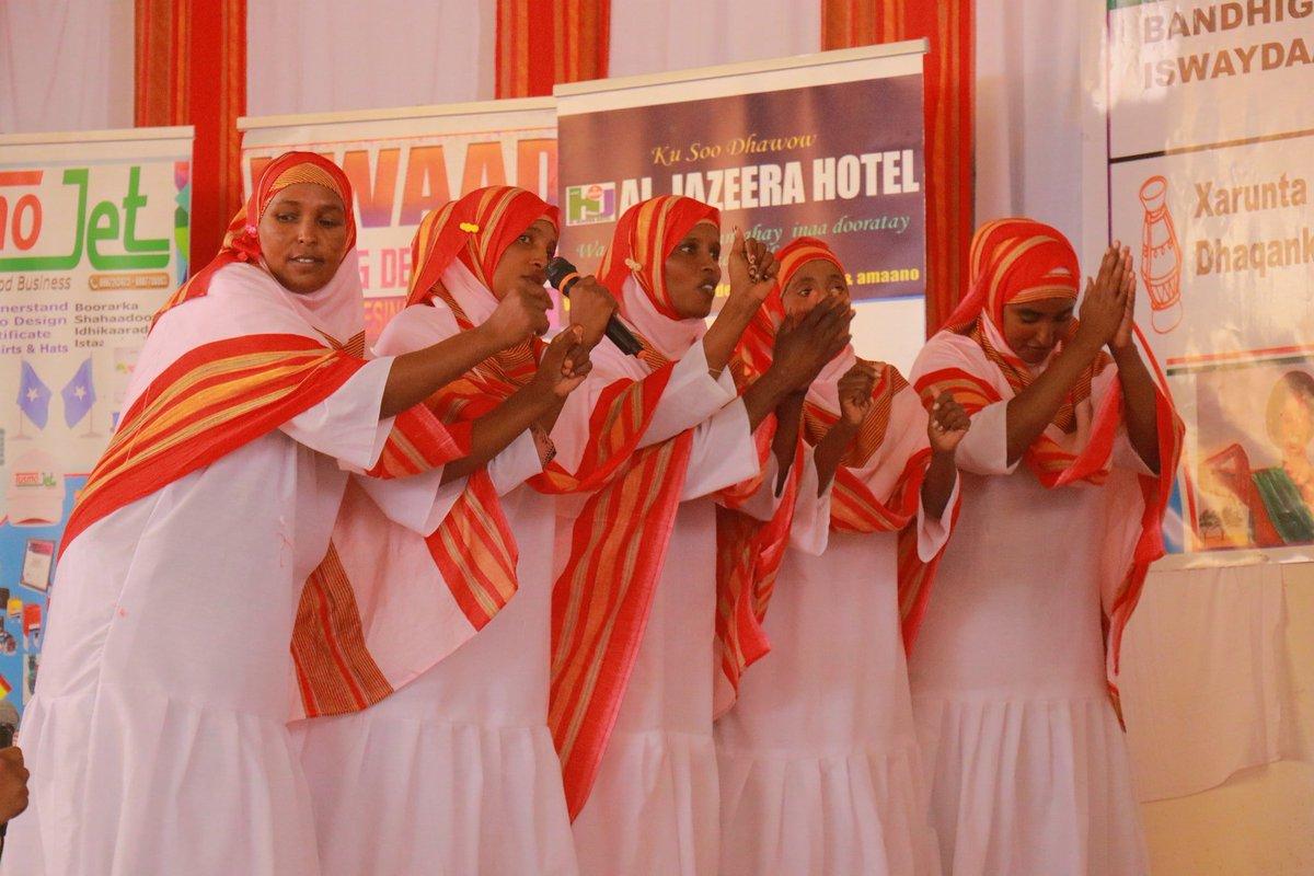 Avainsana #somaliculture Twitterissä
