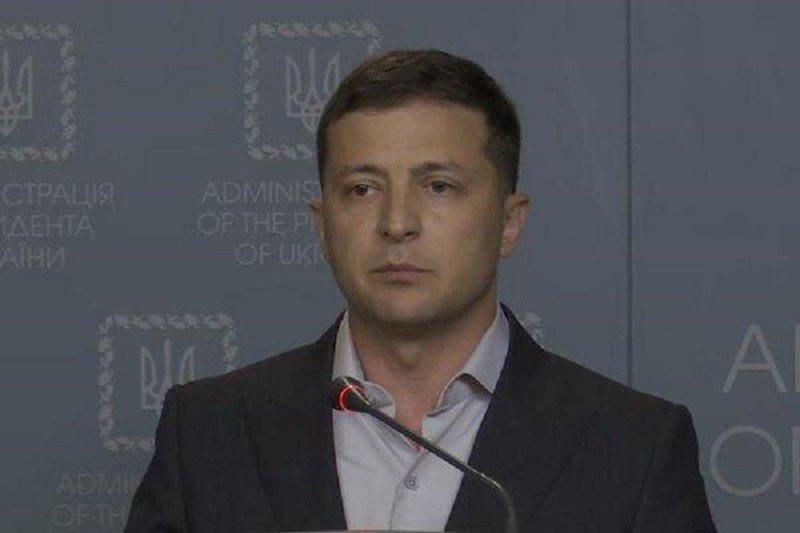 Пресс-конференция Зеленского 10.10.2019 смотреть онлайн