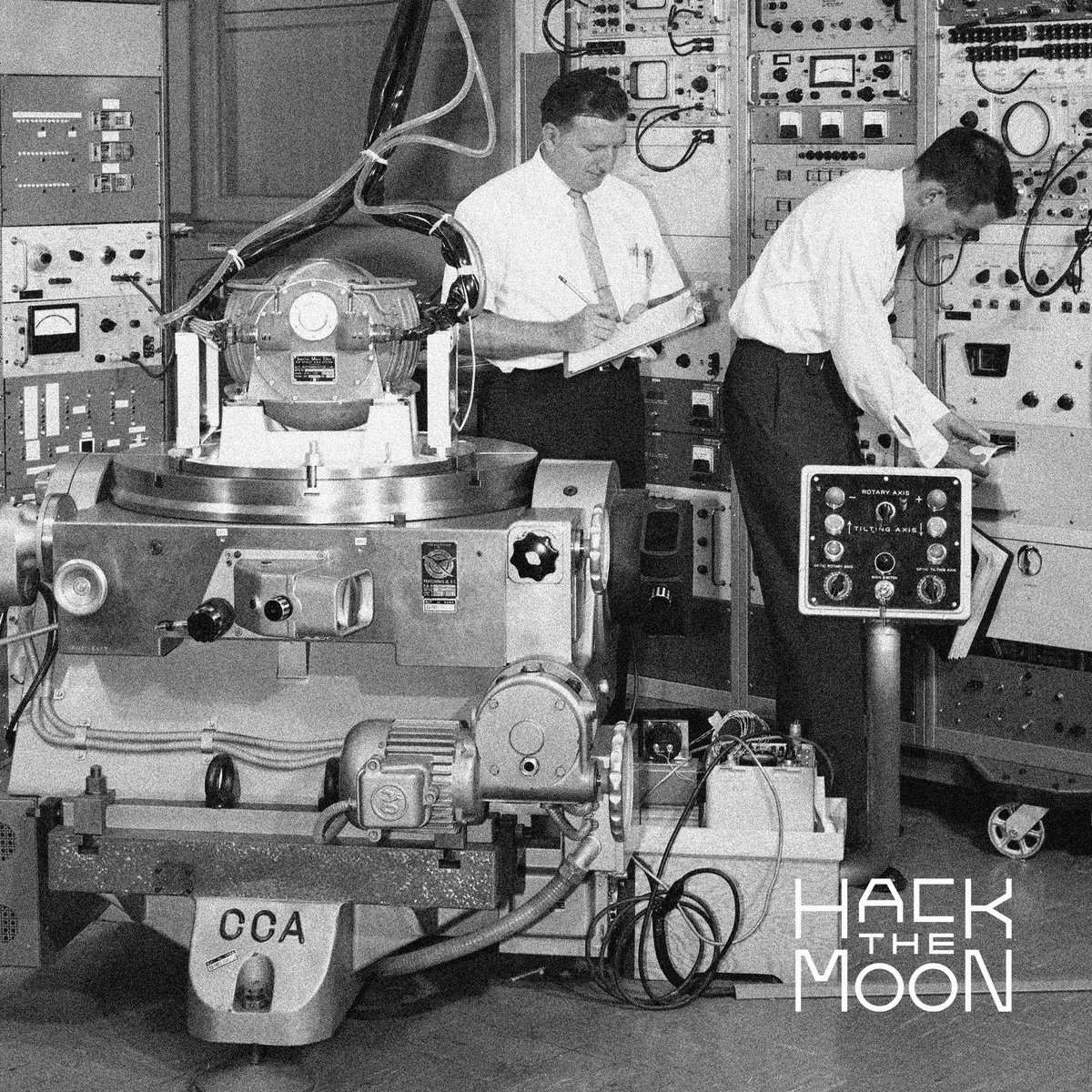 Experience the moon landing like never before with these recently unearthed images from the team that got us to the moon and back again 50 years ago. #tbt wehackthemoon.com