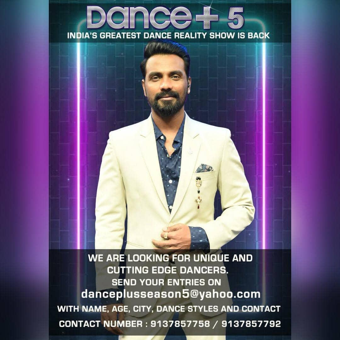Welcomback #dancepluse5 #indiandance #Dance #remodsuza