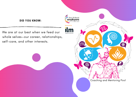 You matter, your workforce matters, employee well-being matters. NOT TO BE MISSED: This years #Coaching and Mentoring Conference will explore the value of using coaching as part of a #wellbeing strategy, to help create a healthier work force. Visit: wmcmp.org.uk