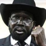 Image for the Tweet beginning: #SouthSudan President Salva Kiir has