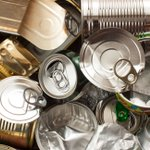 Image for the Tweet beginning: Are you recycling food tins