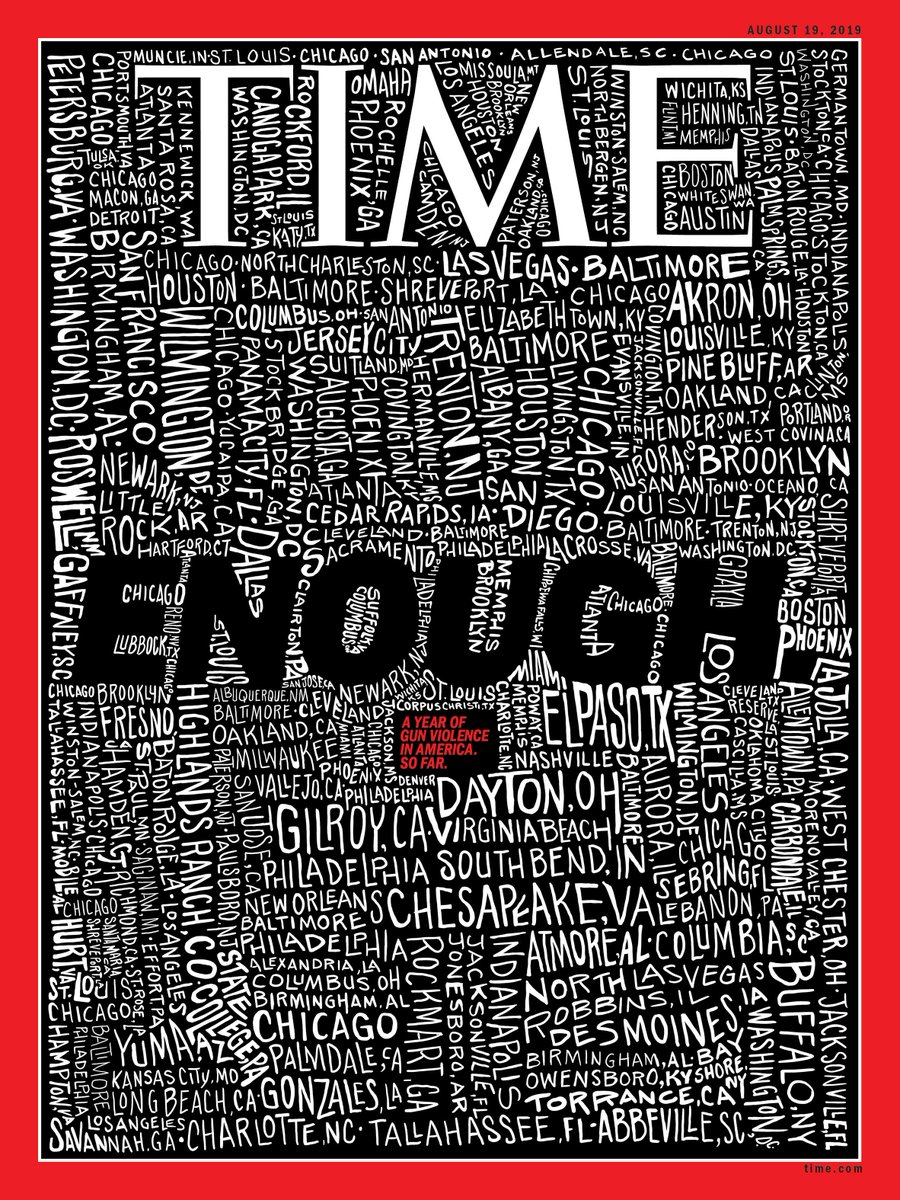 "TIME's new cover: ""We are being eaten from within."" Why America is losing the battle against white nationalist terrorism http://mag.time.com/v9xjGsw"
