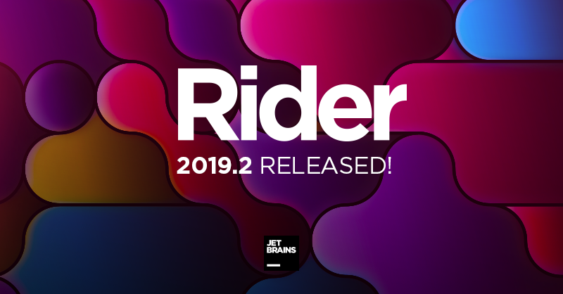 Say hello to Rider 2019.2!  - New debugger goodies - A couple of features for Xamarin iOS developers - 3rd party and 32-bit controls in WinForms designer - Code coverage for Mono apps - Code Vision comes to F# More features at https://www.jetbrains.com/rider/whatsnew/