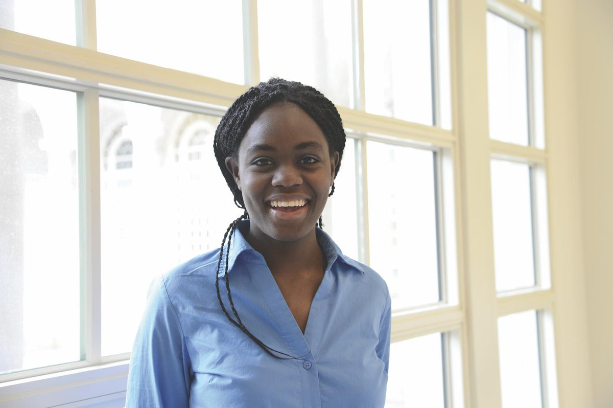 Rose-Gaëlle Belinga, who earned her bachelor's and master's degrees in software engineering in 2009 and 2012 respectively, is charting a path at Morgan Stanley in New York City. ecm.eng.auburn.edu/wp/emag/?p=5876