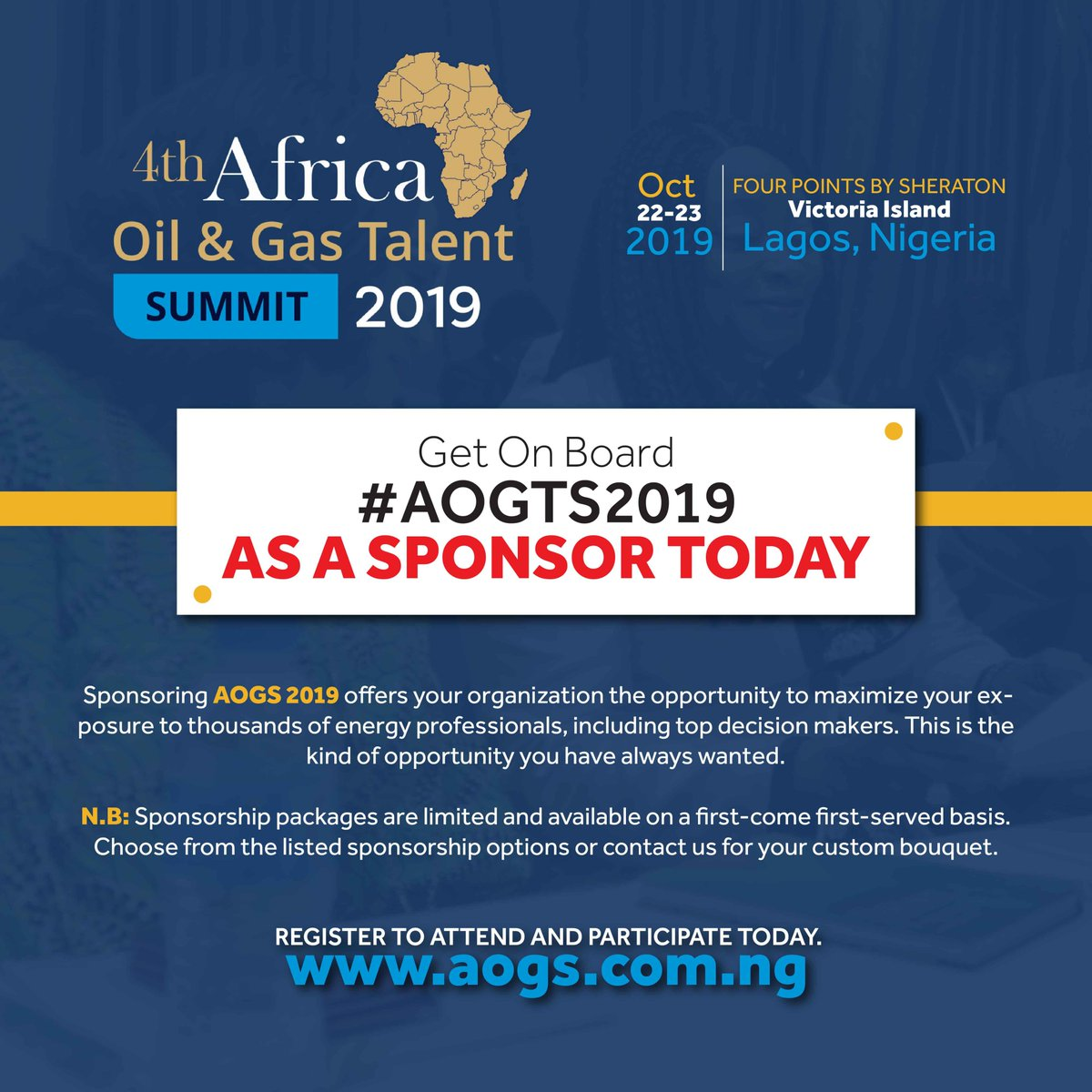 Africa Oil Gas Talent Summit (@africaogtsummit) | Twitter
