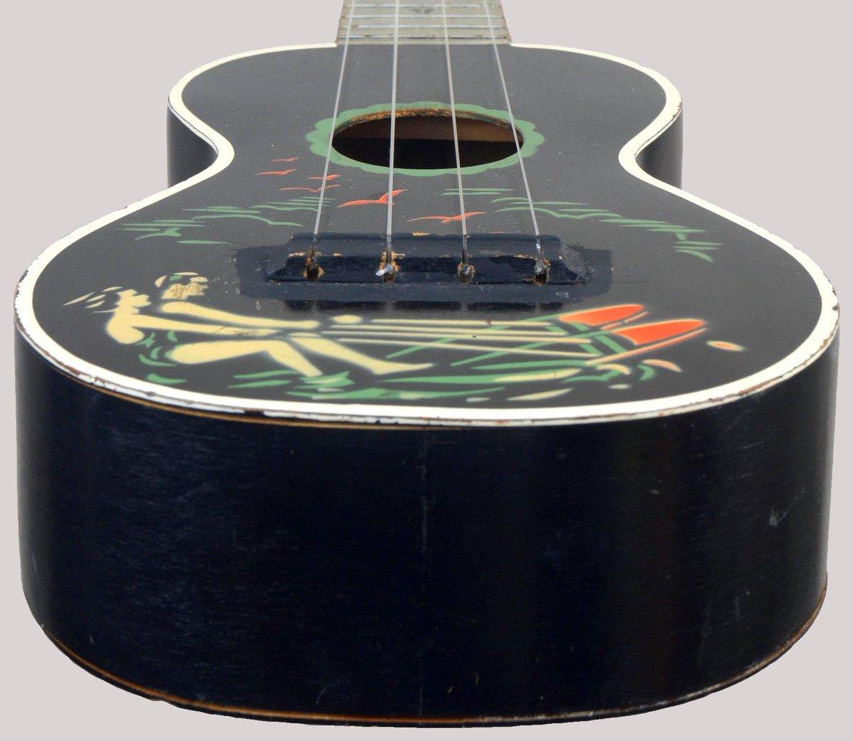 Pmico harmony supertone stencil ukulele