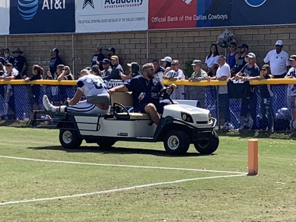 Day 13 Cowboys Camp: Defense owns final day of 49ers preparation