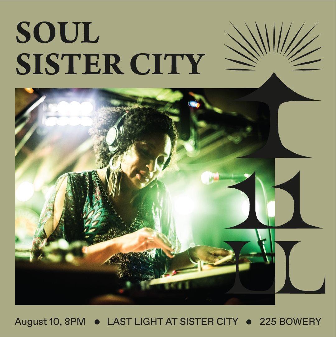 DJ Soul Sister on Twitter:
