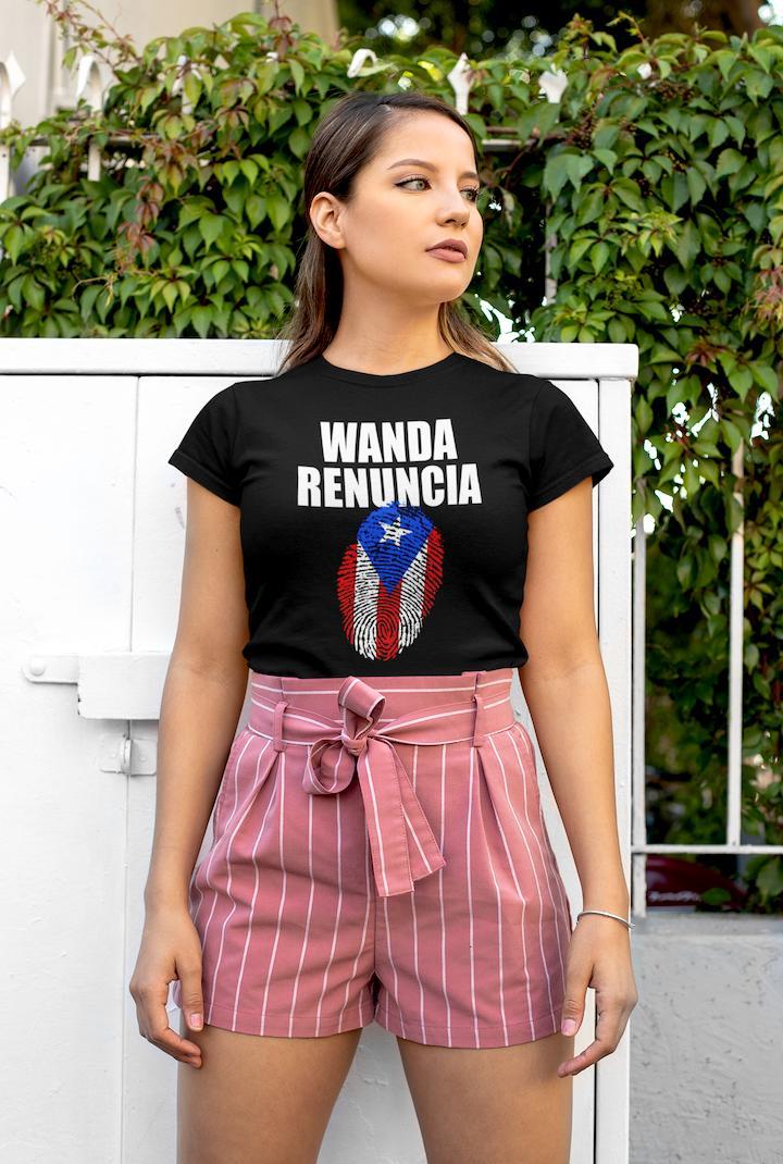 Wanda Renuncia (link: https://amzn.to/32RLnnU) #rickyrenuncia #paronacional #ProtestaRickyRenuncia #rickyveteya #PuertoRicoMarcha #RickyLeaks #Boricua #PuertoRicoProtests #PuertoRicoMarcha #rickyrenuncio #WandaRenuncia @DavidBegnaud @ppdpr @TelemundoPR #PuertoRico @UniNoticias