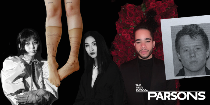 An in depth look at how the 2019 Award Winners are imagining expansive, new possibilities for fashion design through their embodiment of the diverse and innovative curriculum of the different Parsons BFA Fashion Design Pathways: https://t.co/GnGWyB05yY https://t.co/OrhhyXwKDb