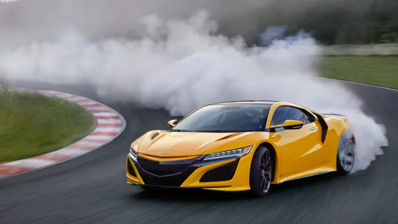 Important: the Acura NSX is finally available in yellow again jalo.ps/GxJzlYC