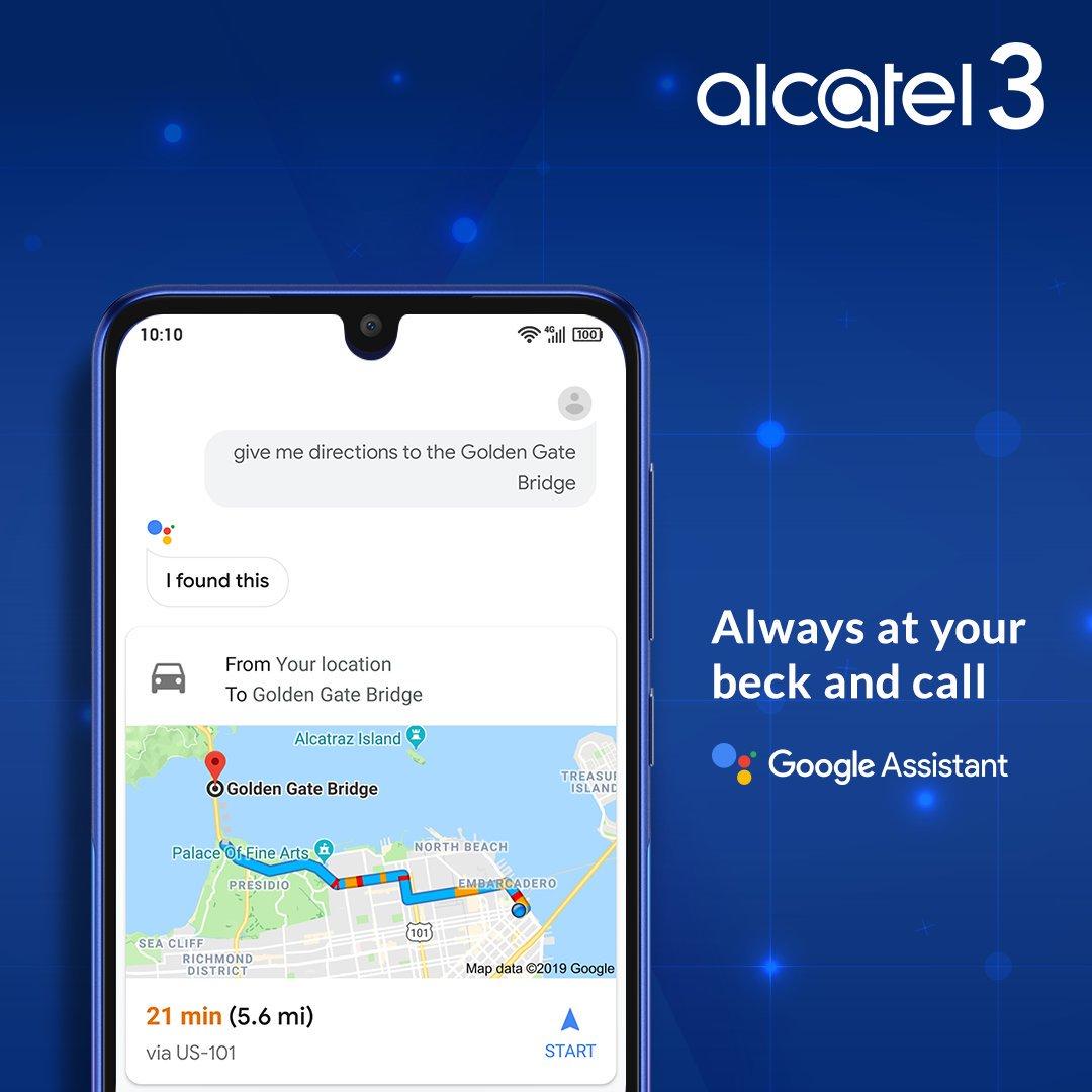 Alcatel - Twitter Search