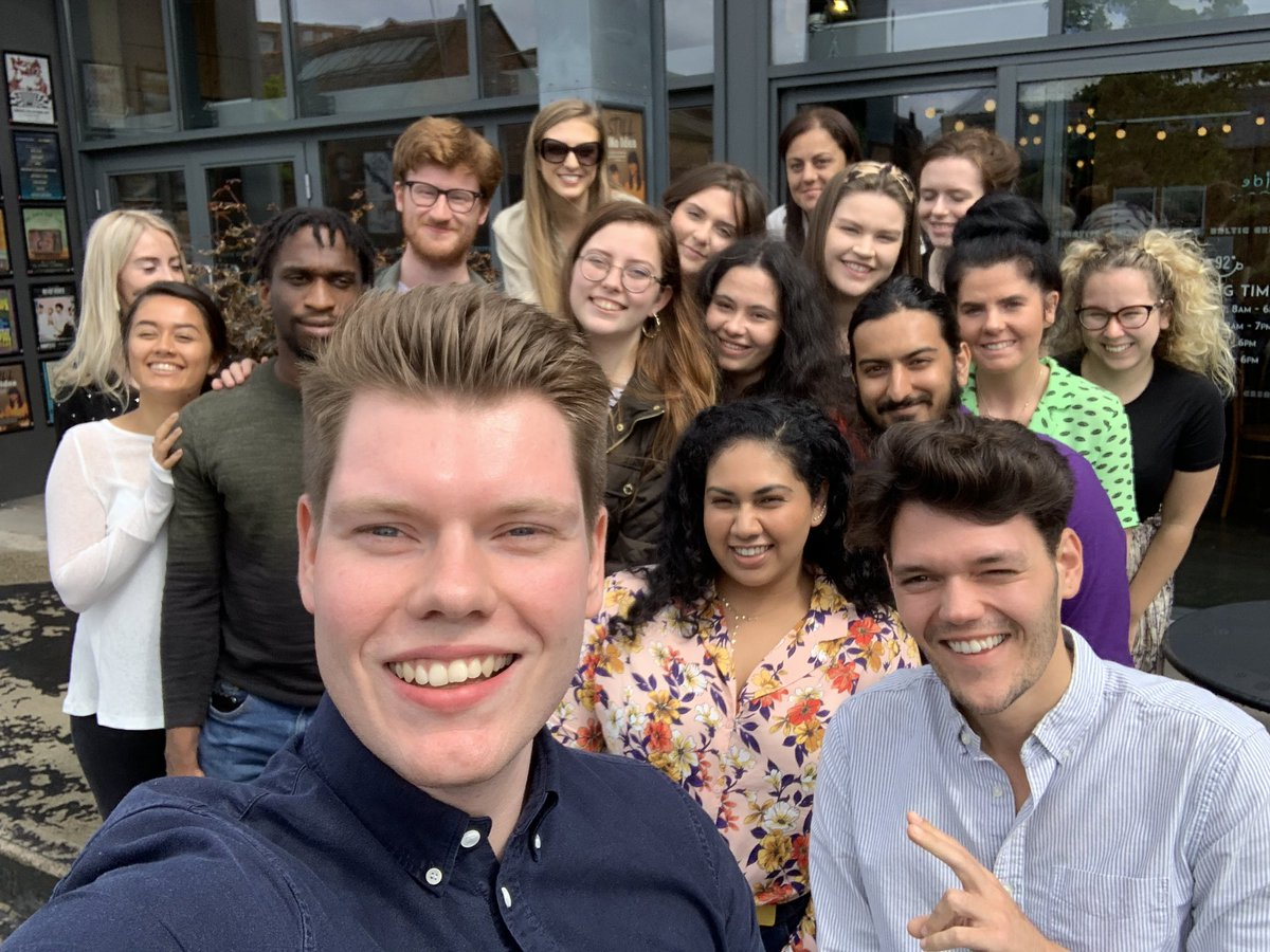 Highlights from our @officestudents #digitalskills interns this week include visits to @ArupLiverpool, @KaleidoscopeLpl, @_DorisIT, @Bruntwood_UK & @Agent_Academy 🙌 #LivAcademy