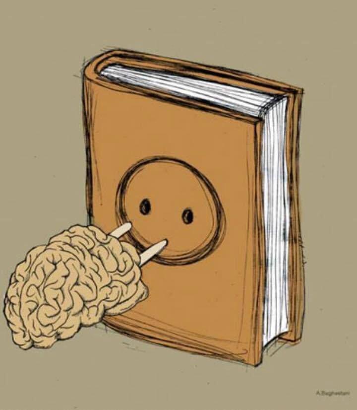 Открытки, прикольные картинки чтение