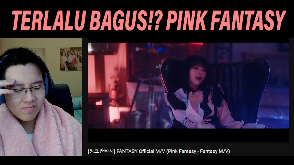 Grup rookie yang mantap-betol! #pinkfantasy #fantasy #핑크판타지 #kpop #youtube #youtuber #indonesia youtube.com/watch?v=ZfpKz_…