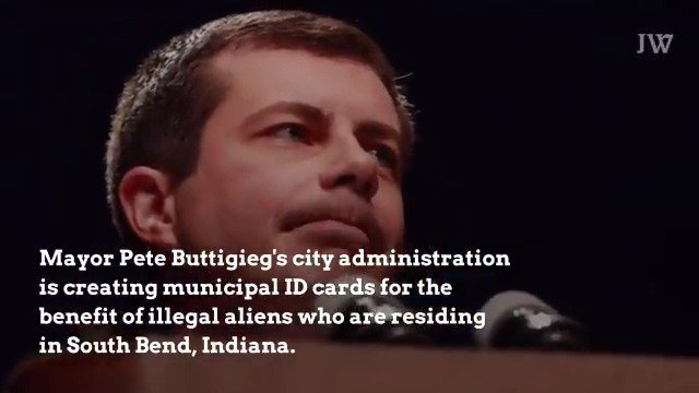 JW 60 SECONDS: JW filed an Access to Public Records Act open records lawsuit against the City of South Bend, IN, for records of comms between Mayor #PeteButtigieg's office related to the creation of a municipal ID card for illegal aliens. READ HERE: jwatch.us/xC82WC