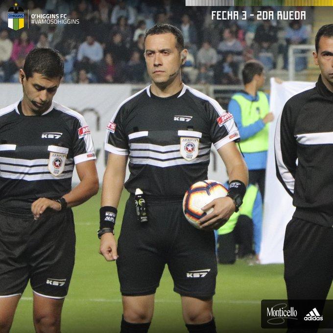Asistente; Carlos Poblete Cuarto Arbitro; : Últimas noticias ...