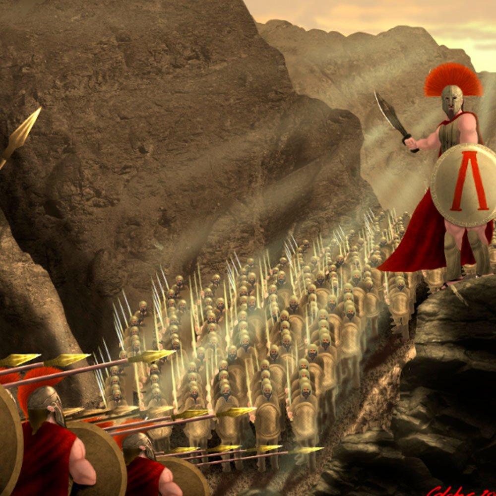 Em agosto de 480 a.C., os gregos enfrentaram o exército persa de Xerxes I no curso da Segunda Guerra Médica.   Confira: https://t.co/T6wgZkUYEo  #DesfiladeirodasTermópilas #BatalhadasTermópilas #Os300deEsparta #Esparta #Xerxes #GréciaAntiga #GuerrasMedicas #IdadeAntiga https://t.co/6iThsYBDy3