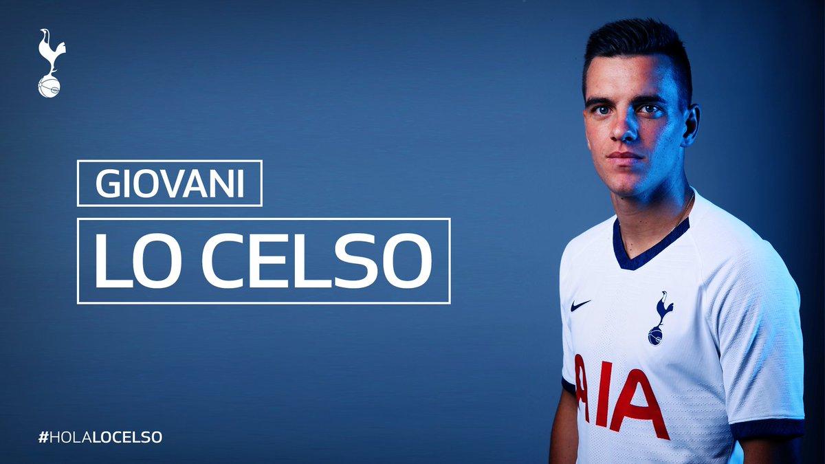 Giovani Lo Celso finalement prêté — Tottenham
