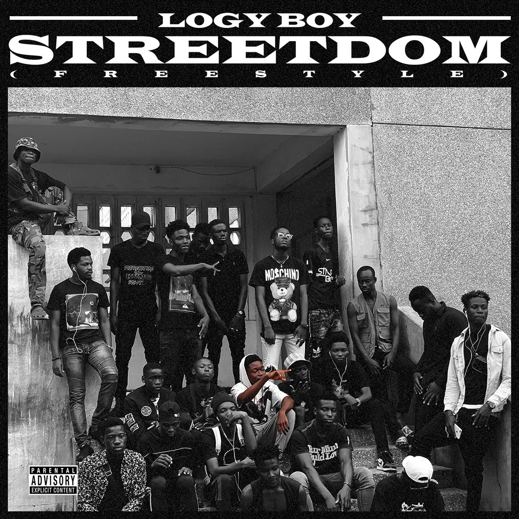 "LogyBoy Takes It To The Street In ""Streetdom Freestyle"""