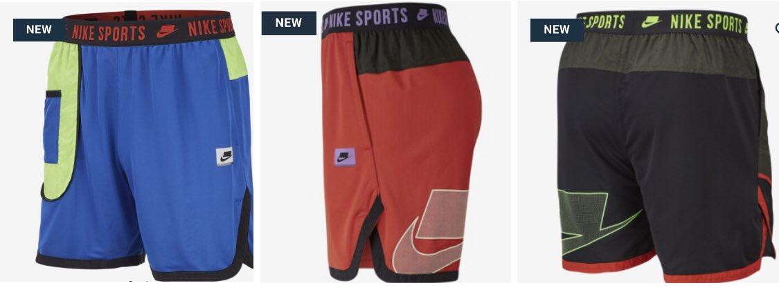 nike shorts eastbay