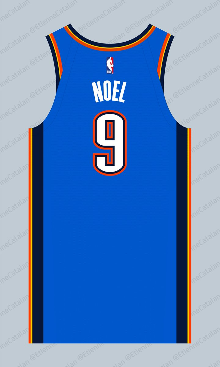 Nerlens Noel may have decided on his new number