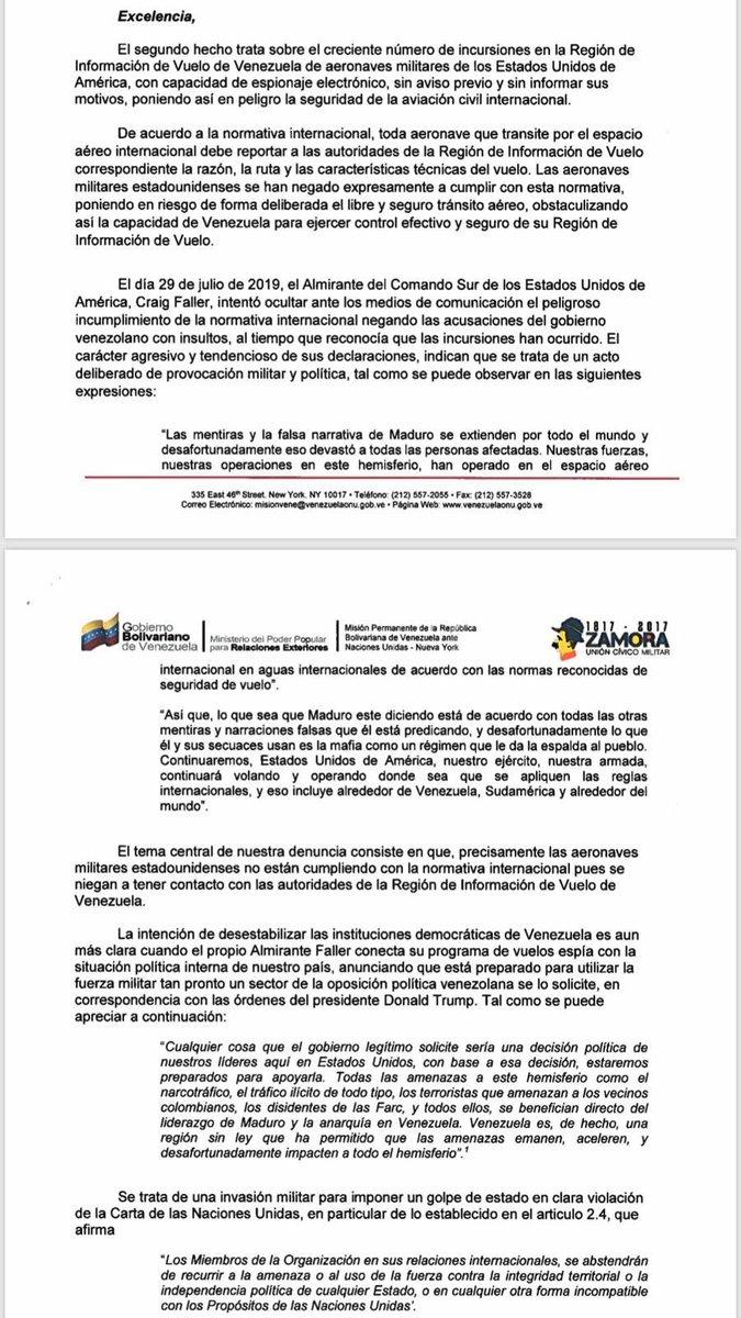 Tirania de Nicolas Maduro - Página 5 EBe6LwtWsAUytB8