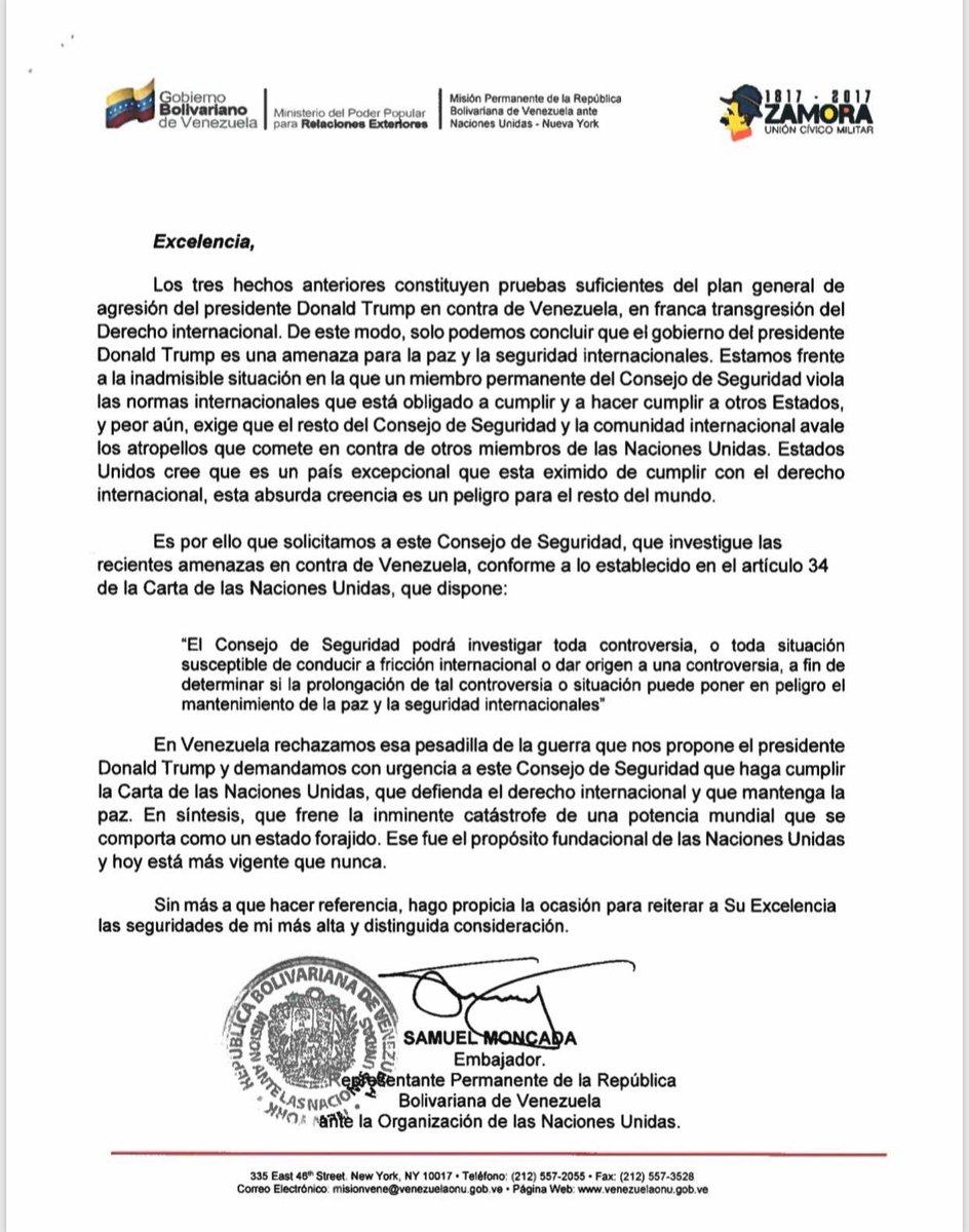 EU - Tirania de Nicolas Maduro - Página 5 EBe6LwuX4AAZlKZ