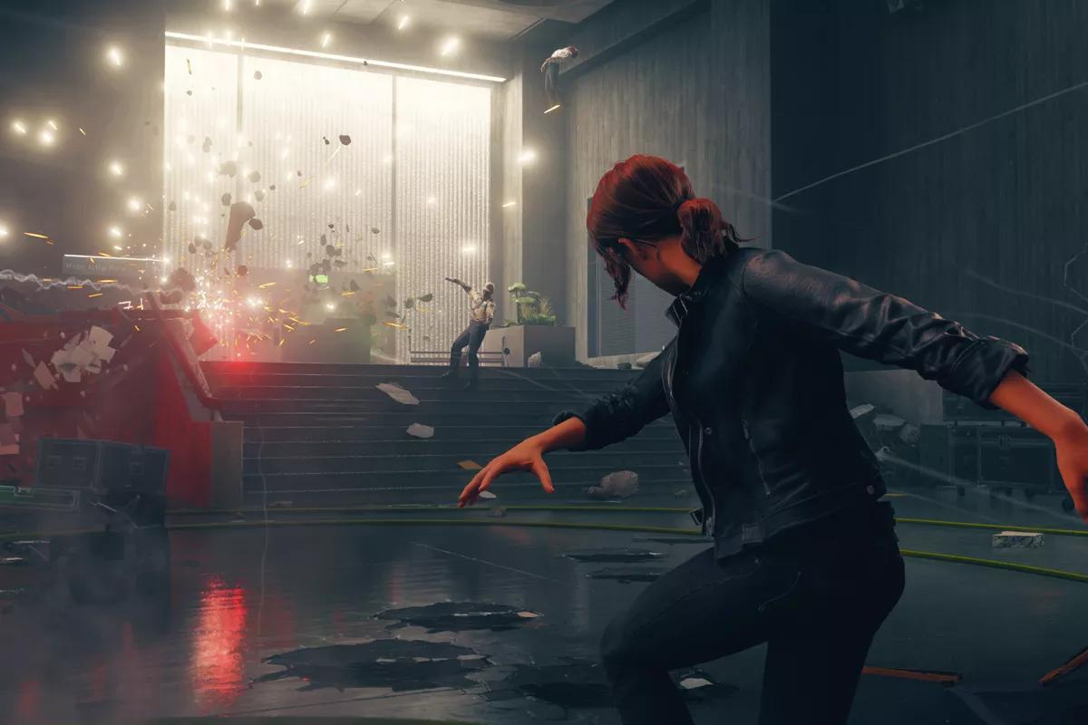 @Medal_TV For me its @ControlRemedy I loved Quantum Break and this just looks wonderful!